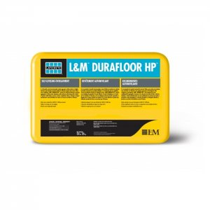Laticrete L&M Durafloor HP - Self Leveling Concrete Topping - 50 lb. Bag