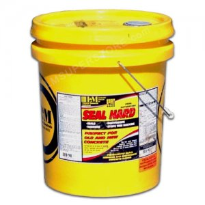Laticrete L&M Seal Hard - Chemical Floor Hardener for Concrete - 5g