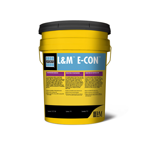 Laticrete L&M E Con - Moisture Mitigation System for Concrete - 1 gallon